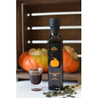 Tekvicový olej lisovaný za studena 250 ml