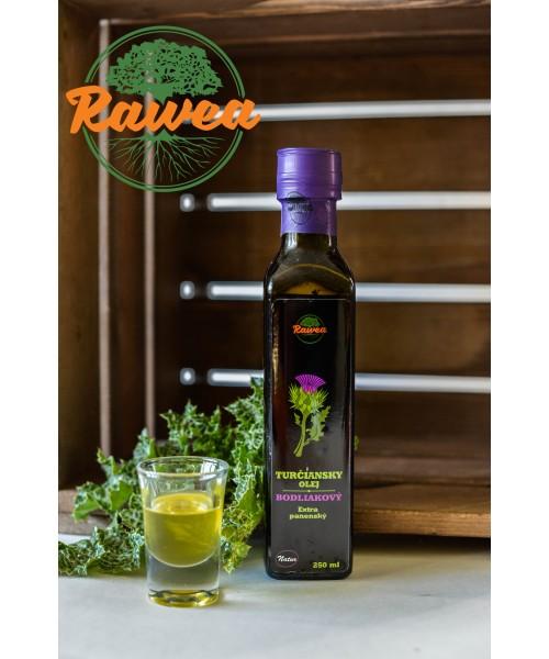 Turčiansky Bodliaký  olej 250 ml